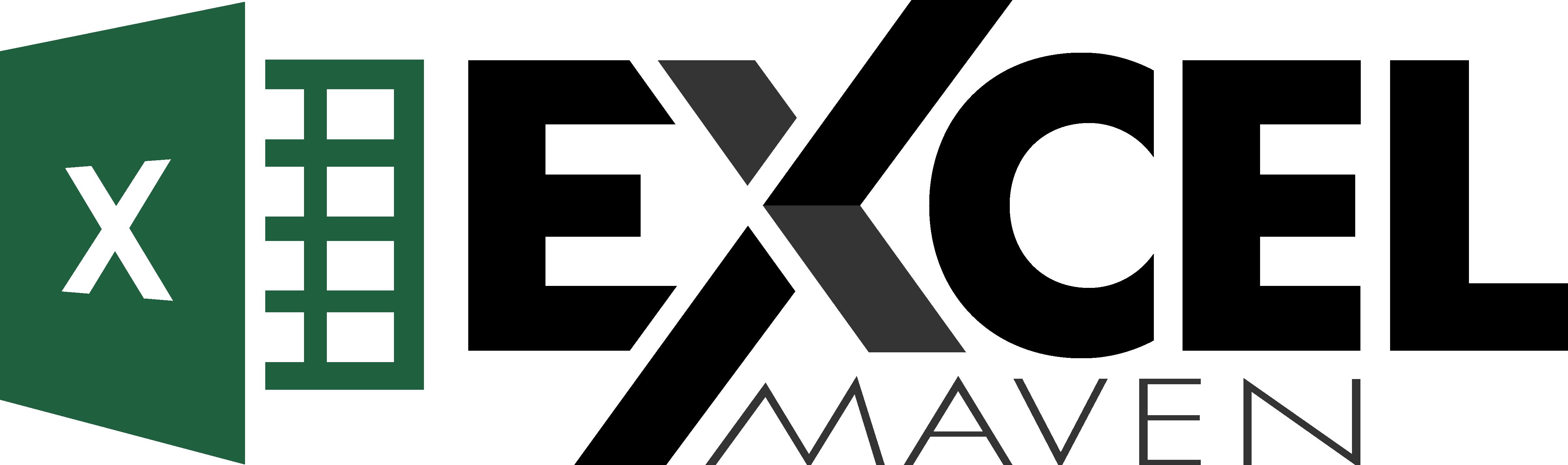 Excel Maven